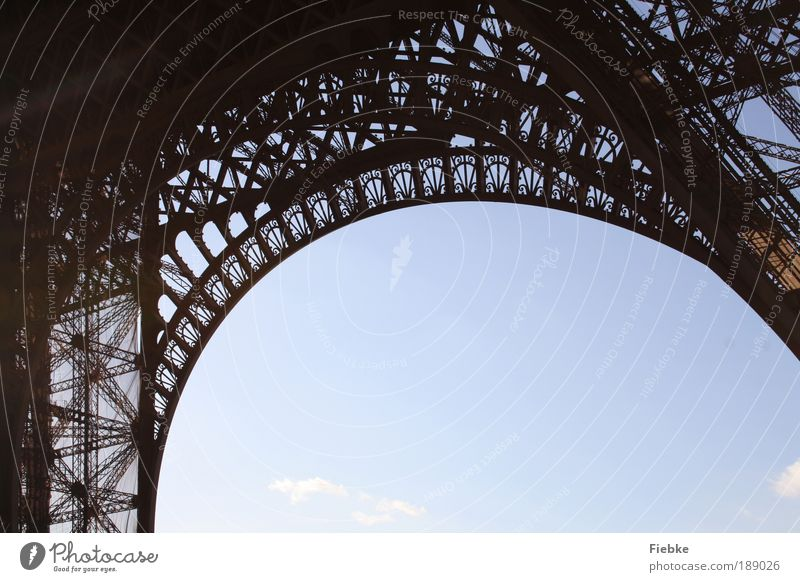 Vacation & Travel Art Tourism Culture Paris Monument Steel Landmark Construction Tourist Attraction Capital city Contrast Reichstag Eiffel Tower