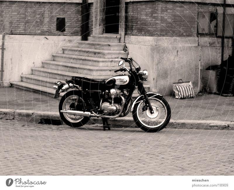 motorbike Motorcycle Nostalgia Retro Leisure and hobbies
