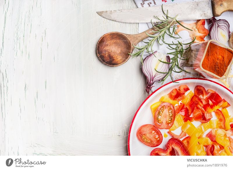 Healthy Eating Food photograph Eating Life Healthy Style Food Design Nutrition Table Herbs and spices Kitchen Vegetable Organic produce Restaurant Crockery