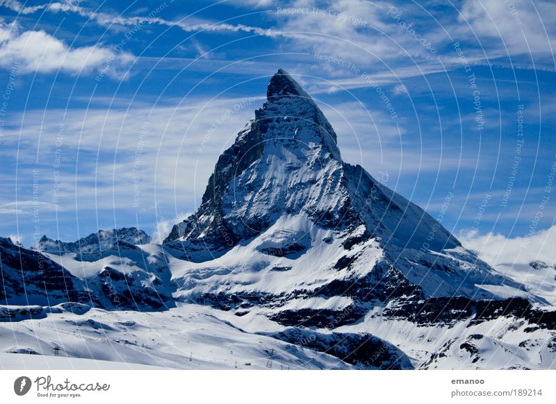Nature Blue White Landscape Clouds Winter Mountain Snow Freedom Rock Weather Ice Climate Elements Peak Frost