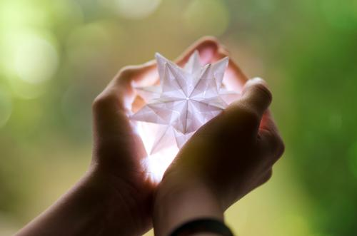 SOON Feasts & Celebrations Christmas & Advent Human being Child Girl Arm Hand Fingers 1 13 - 18 years Youth (Young adults) Event Illuminate Star (Symbol)