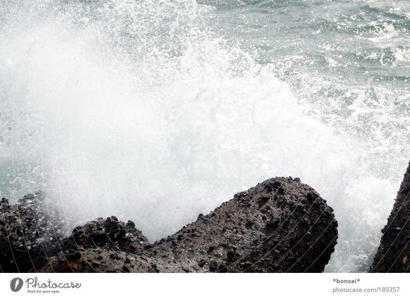 breakwater Vacation & Travel Summer Summer vacation Sun Beach Ocean Waves Nature Water Beautiful weather Coast Bay Atlantic Ocean Port City Stone Fluid Large