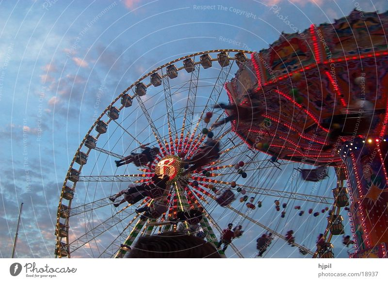 hype Fairs & Carnivals Ferris wheel Leisure and hobbies carousel