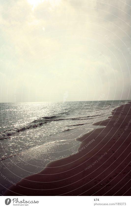Nature Water Sky Ocean Beach Landscape Air Coast Glittering Environment Large Free Horizon Earth Baltic Sea North Sea