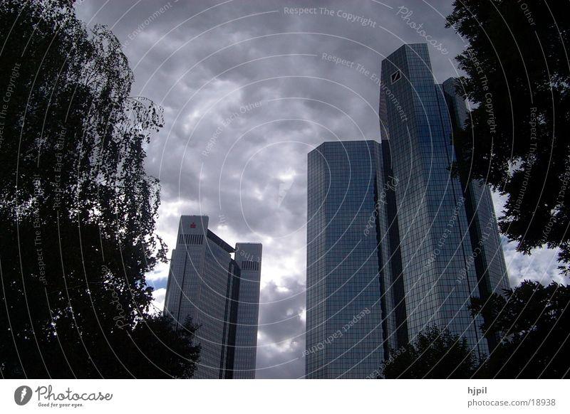 skyscrapers Architecture Frankfurt/M