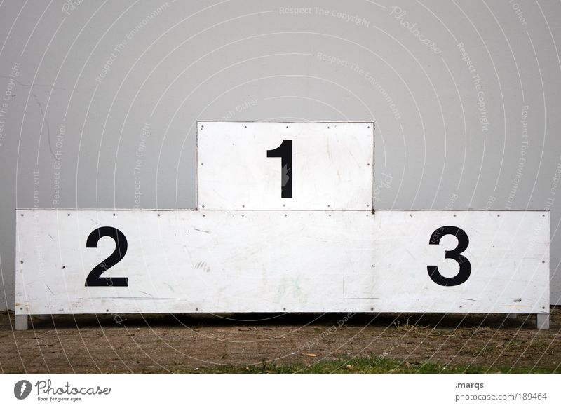 213 Playing Feasts & Celebrations Sports Sportsperson Sporting event Award ceremony Success Loser Sporting Complex Digits and numbers Signs and labeling Clean