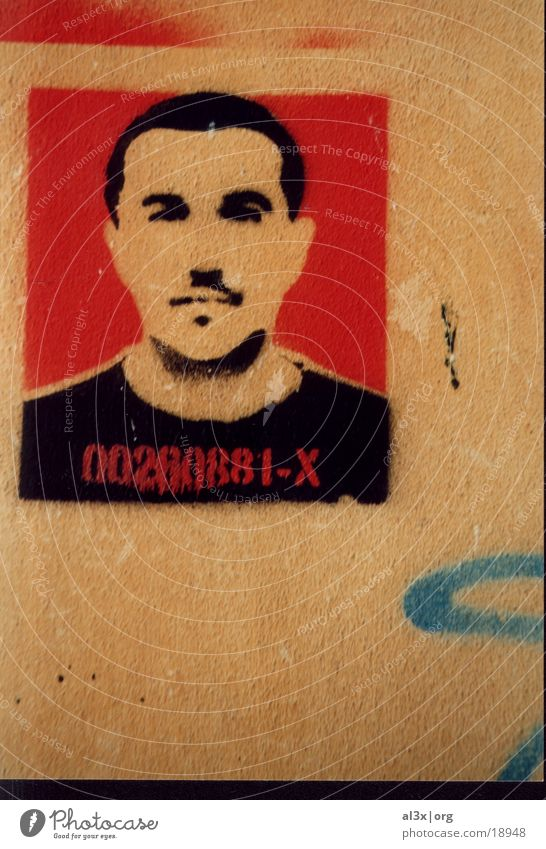 Man Wall (barrier) Italy Logo Spray Photographic technology