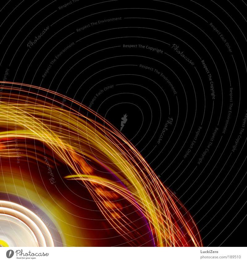 White Red Joy Black Yellow Movement Style Line Art Light Dance Abstract Energy industry Future Stripe Illuminate