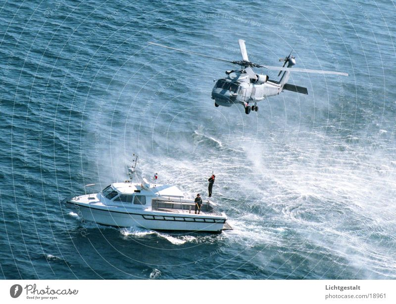 helicopters Helicopter Watercraft Rescue Electrical equipment Technology SH-60B