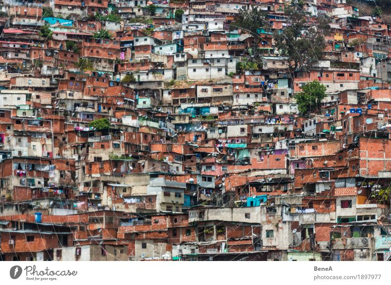 Town House (Residential Structure) Mountain Architecture Life Living or residing Poverty Closed Hill Roof Skyline Capital city Apartment Building Exotic Chaos Brick