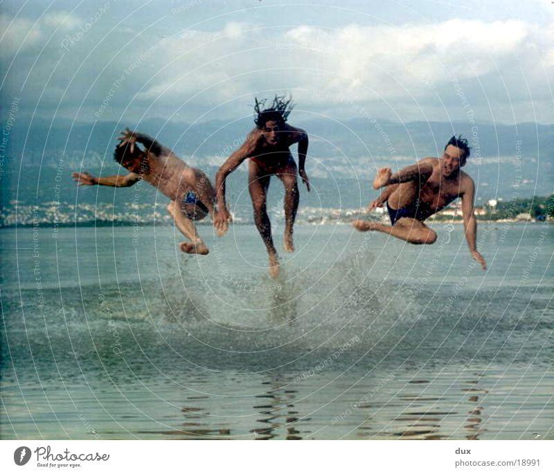 focus Vacation & Travel Jump Europe Water Joy