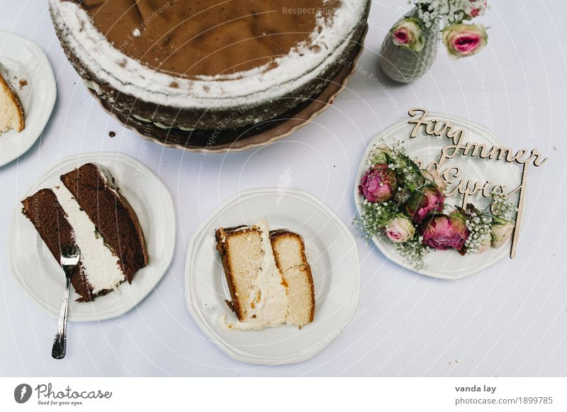 Healthy Eating Food Feasts & Celebrations Ice cream Wedding Delicious Rose Candy Overweight Restaurant Crockery Cake Dessert Plate Baked goods Chocolate