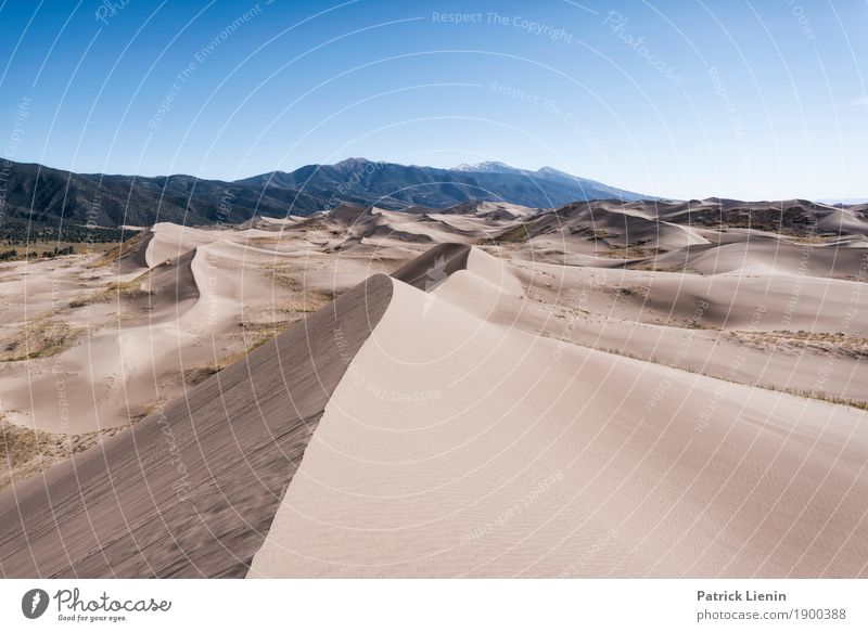 Great Sand Dunes National Park, Colorado Harmonious Well-being Vacation & Travel Trip Adventure Far-off places Freedom Camping Hiking Environment Nature