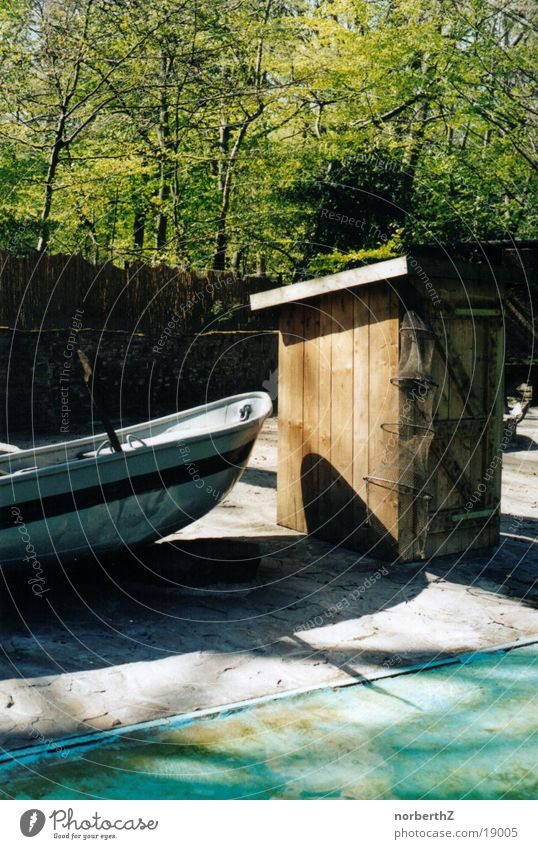 Watercraft Zoo Fishing net Fishermans hut