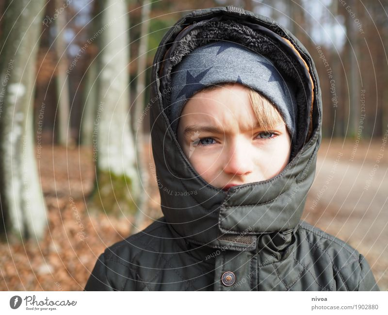 Gfrörli Trip Winter Human being Masculine Child Boy (child) Face Eyes Nose 1 8 - 13 years Infancy Environment Nature Landscape Plant Animal Climate Weather Tree