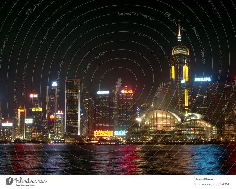 Success China Skyline Hongkong