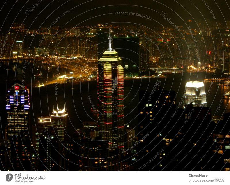 Hong Kong City 2 China Hongkong Town Success NeonPur
