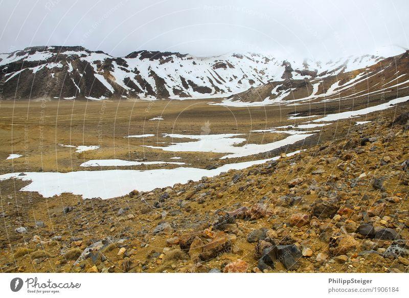 Nature Vacation & Travel Landscape Clouds Calm Mountain Snow Stone Sand Rock Rain Fog Earth Hiking Adventure Hill
