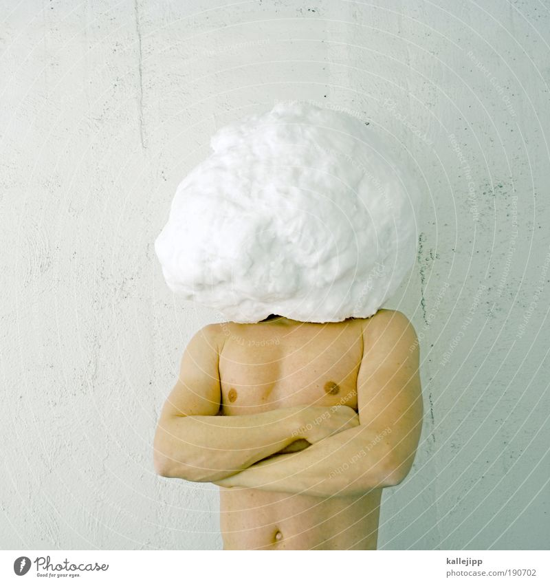 Human being Man Calm Winter Protection Life Snow Head Adults Ice Climate Cool (slang) Wild Frost Mask Chest