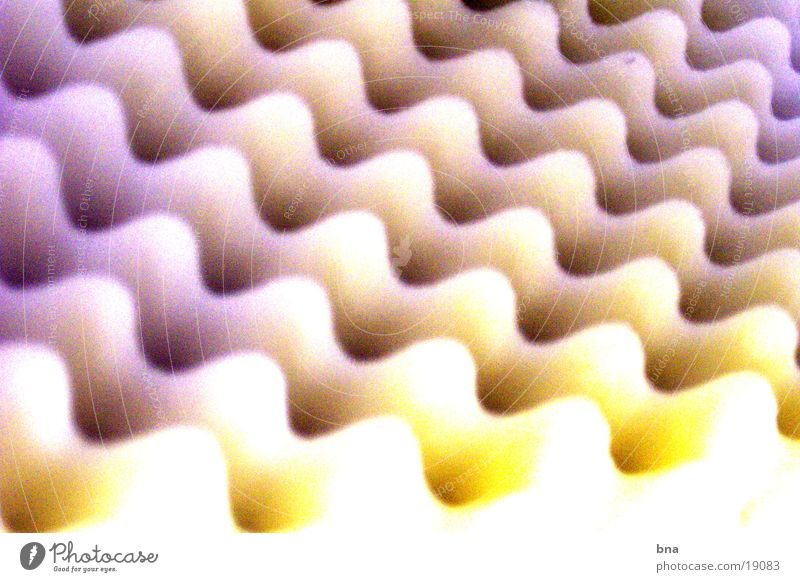 Yellow Waves Violet Things Obscure