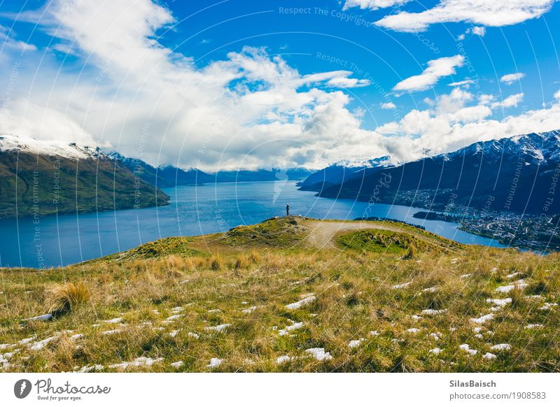 NEW ZEALAND Lifestyle Meditation Vacation & Travel Trip Adventure Far-off places Freedom Expedition Camping Cycling tour Summer vacation Mountain Hiking
