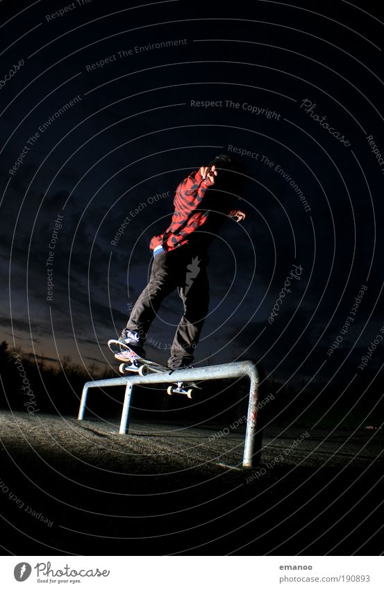 boardslide Lifestyle Joy Leisure and hobbies Sports Halfpipe Youth (Young adults) 1 Human being Park Places Driving Jump Athletic Cool (slang) Free Disciplined