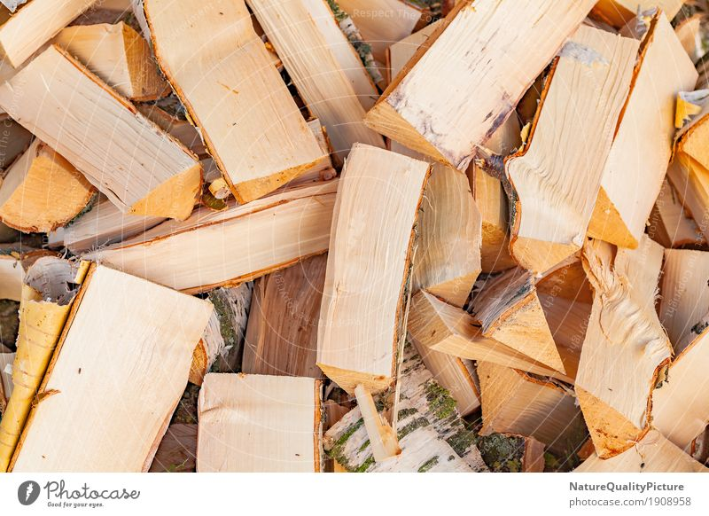 firewood Beverage Winter Nature Warmth Yellow energy hot natural log lumber Material timber stack tree Blow Background picture Blaze pile forest chop pattern