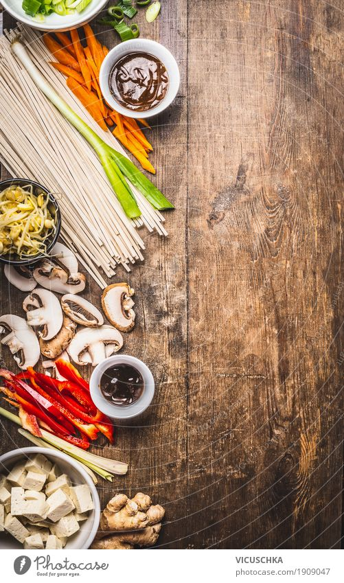 Healthy Eating Food photograph Life Style Design Nutrition Table Herbs and spices Kitchen Vegetable Restaurant Crockery Bowl Dinner