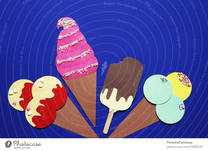 Summer Eating Nutrition To enjoy Ice cream Delicious Candy Organic produce Vegetarian diet Picnic Raspberry Ice-cream cone Granules Coconut Rich in calories