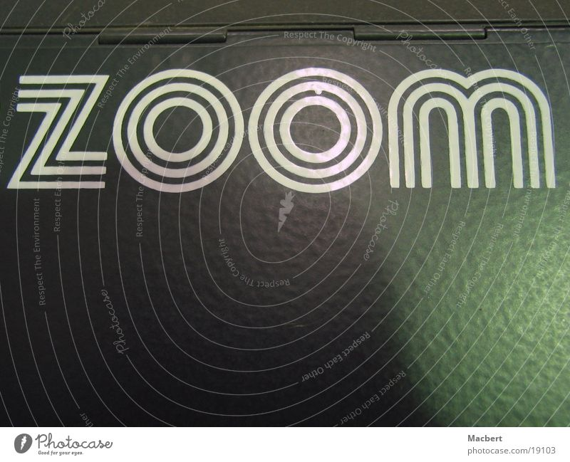 zoom Zoom effect Tin Gray Industry Characters