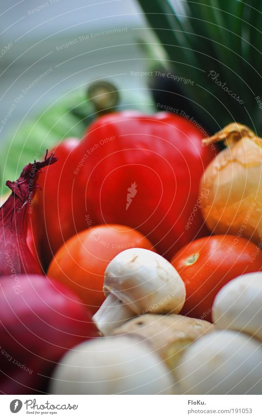Green White Red Healthy Food Nutrition Healthy Eating Markets Vegetable Organic produce Dinner Mushroom Diet Banquet Fasting Tomato