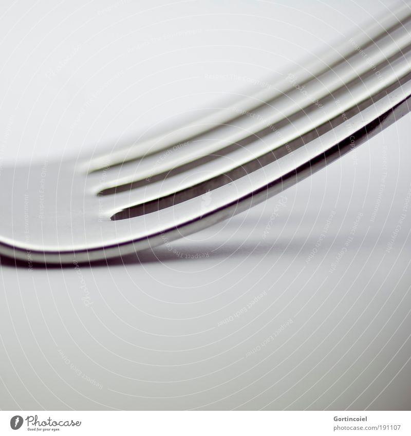 Nutrition Dark Style Gray Line Bright Metal Glittering Design Elegant Corner Point Delicate Silver Smooth