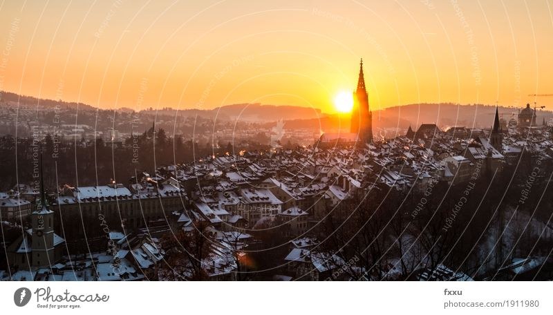 Bernese Old Town Canton Bern Switzerland Rose garden Building Downtown National budget Swiss parliament Münster Capital city Old town Architecture Aare Chimney