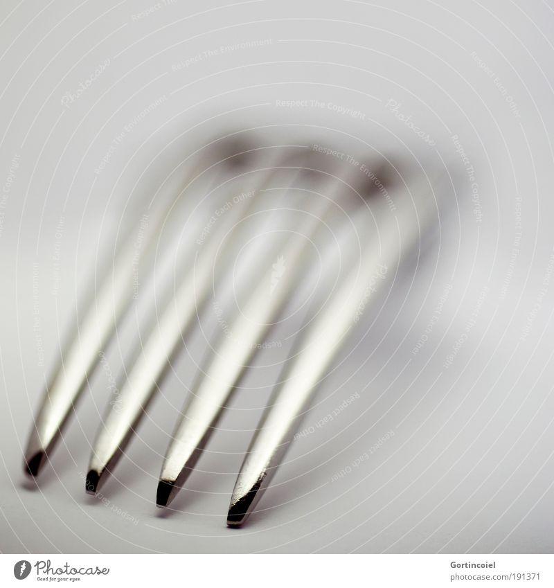 Dark Style Gray Line Bright Metal Glittering Design Elegant Corner Point Delicate Silver Smooth Noble