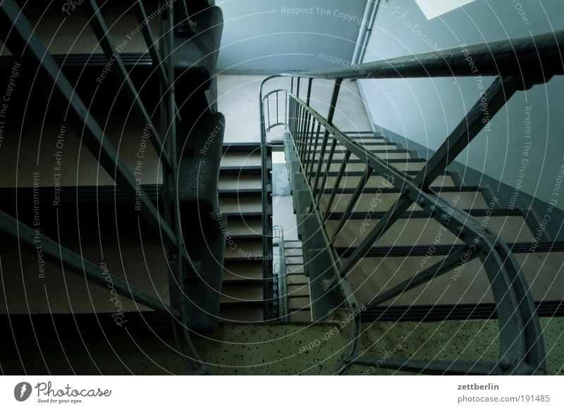 Stairs Level Deep Upward Handrail Career Downward Banister Staircase (Hallway) Resume Landing Shaft Suction