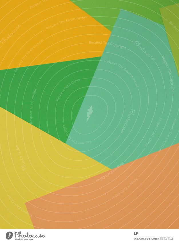 Abstract Background Coloured Structures 7 A Royalty Free