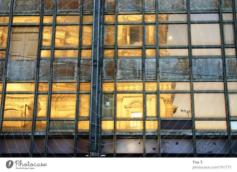 City Window Wall (building) Architecture Berlin Building Wall (barrier) Germany Facade Landmark Monument Capital city Tourist Attraction Ruin Dome Identity