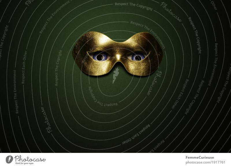 Blue Dark Eyes Fear Gold Observe Illuminate Mask Creepy Hide Anonymous Concealed Dress up Phantom Dark green Masked ball