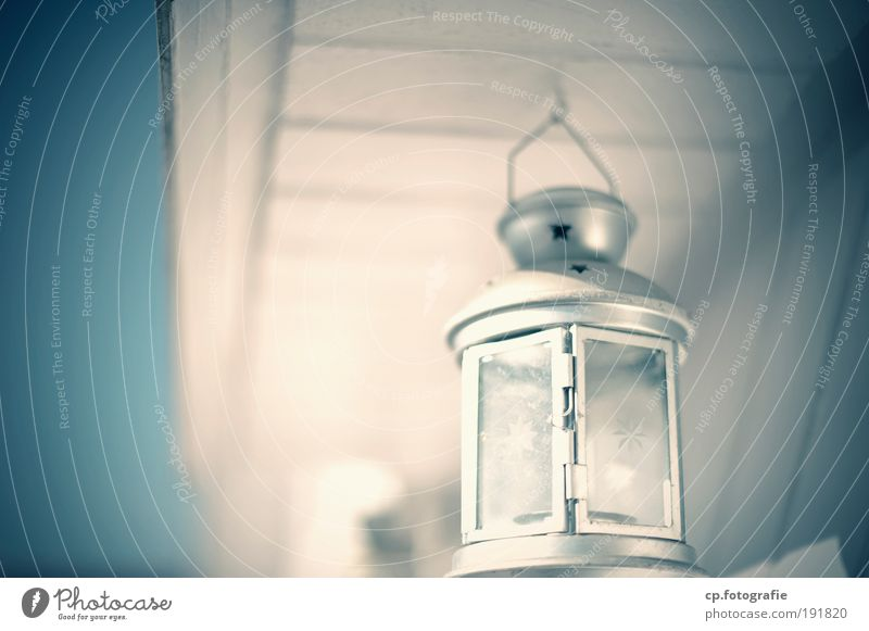 small light Lantern Balcony Terrace Bright Positive Warmth Happy Contentment Longing Calm Exterior shot Lampion