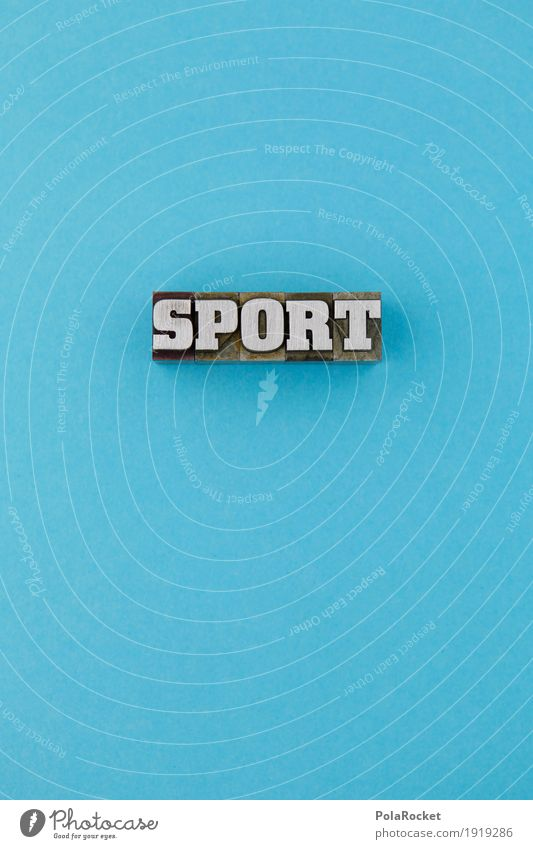 Blue Sports Art Design Characters Esthetic Letters (alphabet) Sports team Athletic Typography Sports Training Sporting event Sportsperson Sports equipment