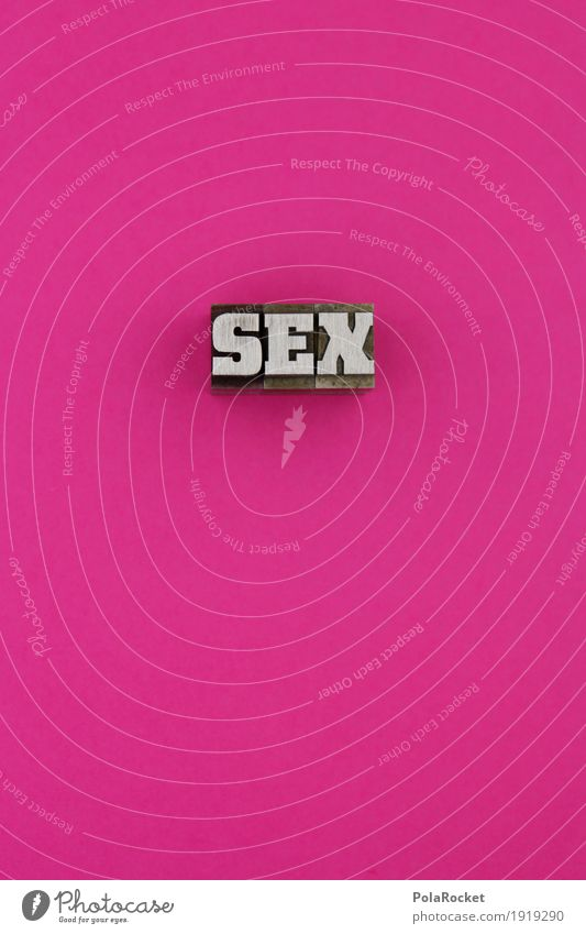 Colour Love Art Design Pink Esthetic Sex Letters (alphabet) Internet Advertising Media Aggression Work of art Homosexual Print media Sexuality