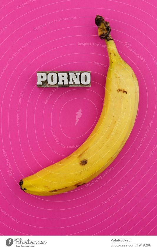 Yellow Art Exceptional Design Pink Fruit Esthetic Mother Tourist Attraction Work of art Sexuality Fashioned Banana Pornography Magenta Masturbation