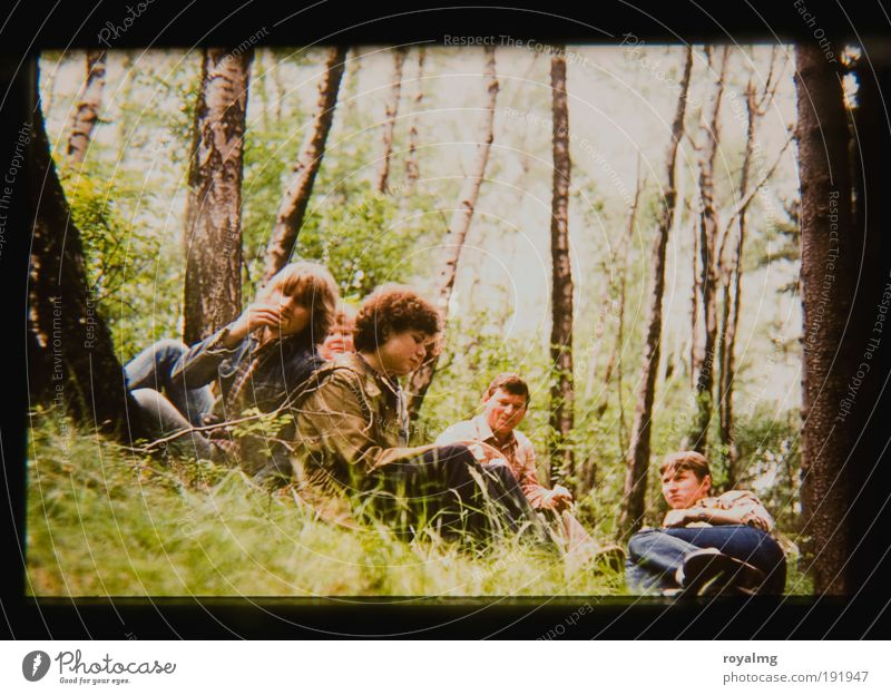 Human being Nature Youth (Young adults) Tree Calm Adults Autumn Moody Friendship Family & Relations Contentment Masculine Trip Authentic 18 - 30 years Serene