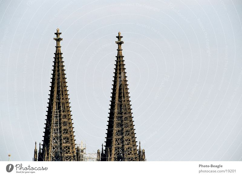 D'r Dom-that is the summit Cologne Cathedral Catholicism House of worship Religion and faith