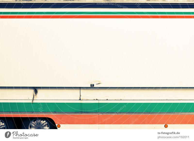 Green White Loneliness Graffiti Car Metal Line Orange Closed Transport Poverty Stripe Logistics Wheel Truck Services