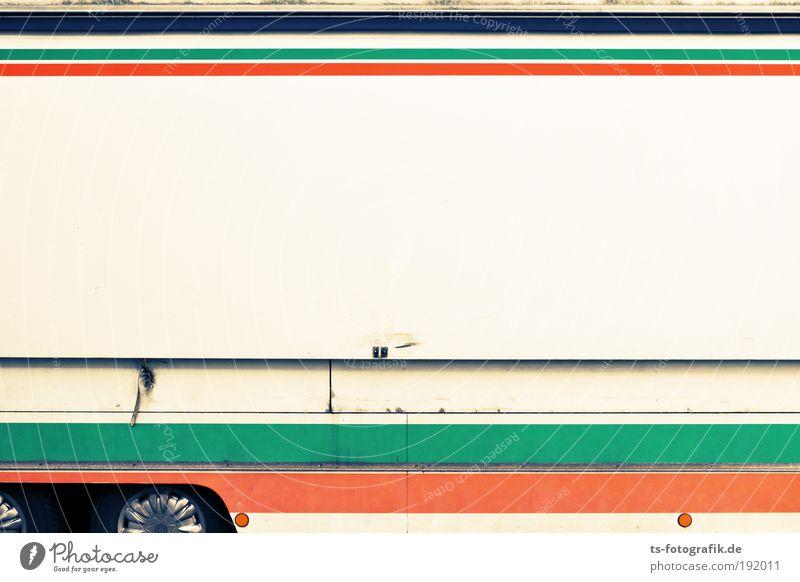 Green White Loneliness Graffiti Car Metal Line Orange Closed Transport Poverty Stripe Logistics Wheel Truck Services