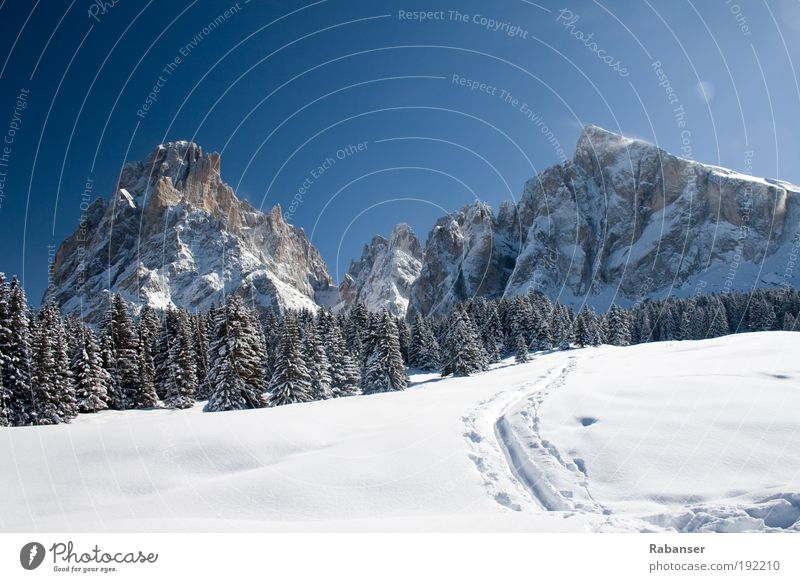 Nature White Blue Vacation & Travel Winter Black Far-off places Snow Freedom Mountain Landscape Weather Ice Trip Hiking Large