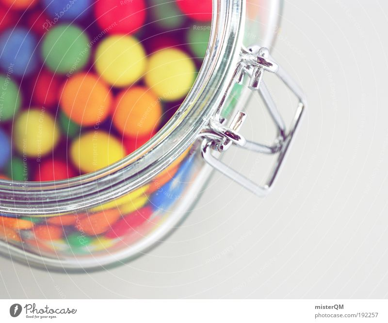 Design Nutrition Esthetic Sweet Many Easter Round Appetite Candy Delicious Chocolate Kindergarten Parenting Multicoloured Unhealthy Alluring