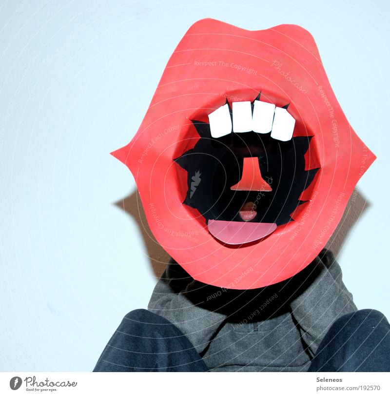Human being Face Head Art Room Leisure and hobbies Mouth Arm Crazy Exceptional Cloth Communicate Teeth Lips Portrait photograph Sign