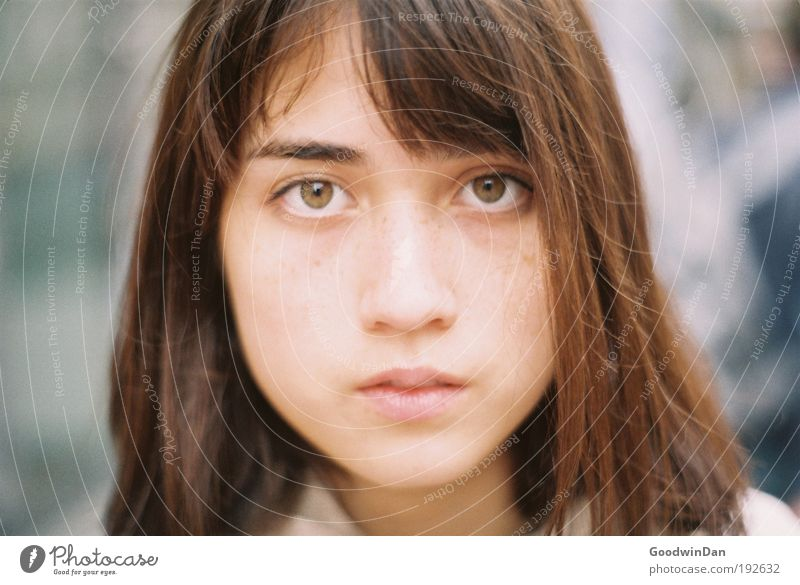 Youth (Young adults) Beautiful Face Adults Feminine Emotions Moody Contentment Free Esthetic 18 - 30 years Simple To hold on Infinity Touch Near
